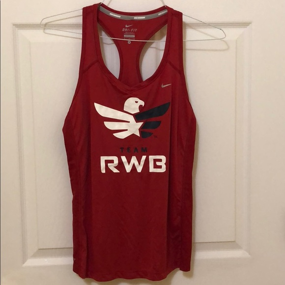 Nike Tops - RWB tank top